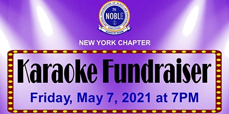 NOBLE Karaoke Fundraiser tickets