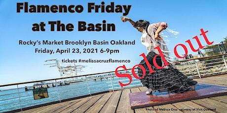 Flamenco Friday at the Basin April 23, 2021 tickets