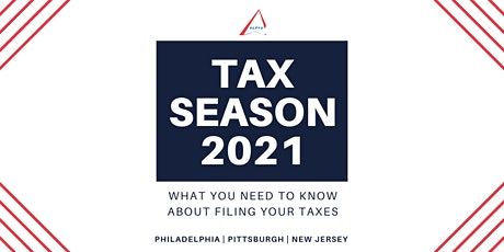 Tax Season 2021: What You Need to Know About Filing Your Taxes tickets