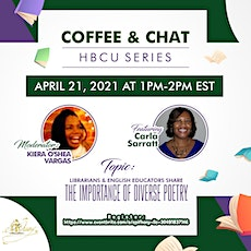 HBCU: Coffee & Chat Series tickets