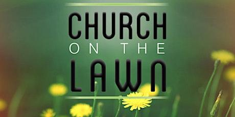 St. Luke's 11:30am Lawn & Drive-In Service 4/25/21 tickets
