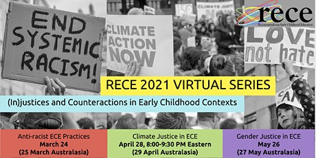 Land Education, Place, and Climate Justice in Early Childhood tickets