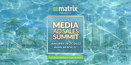 Media Ad Sales Summit 2022 tickets