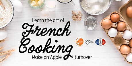 French Society Apple Turnover Cooking Class tickets