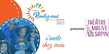 Grand Rendez-vous 2021   Atelier marionnette - réservé aux membres - billets