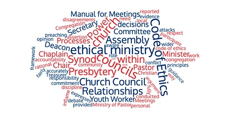 Ethical Ministry Refresher - Councils of the Church - Wednesday morning tickets