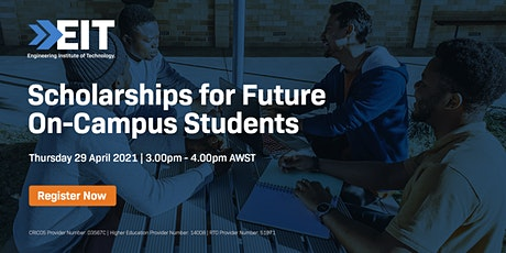 On-Campus Engineering Student Webinar - 29 April 2021 tickets
