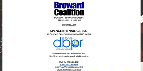 Broward Coalition | April Membership Meeting tickets