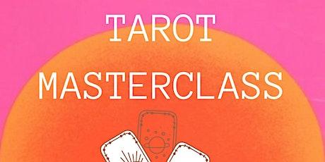 Tarot Masterclass 2.0 tickets