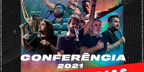 Conferência jesus reina 2021 ingressos
