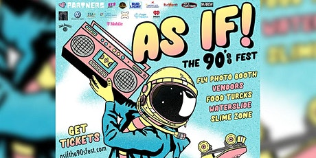 AS IF! North Florida 90's Fest w/ Sister Hazel + COOLIO tickets