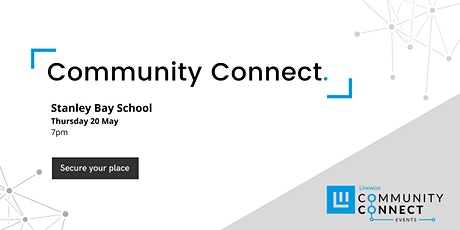 Stanley Bay Community Connect Event - Presented by Linewize tickets