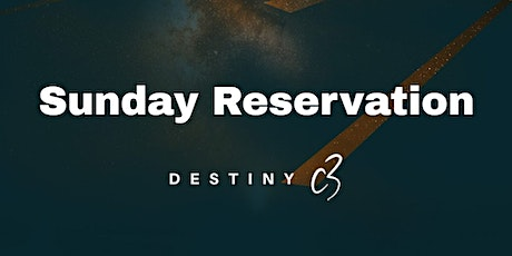 DestinyC3 | 18th April 2021 | Sunday Celebration tickets