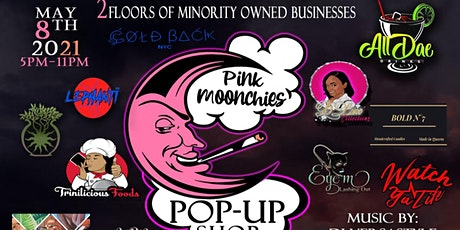 Pink Moonchies presents: Pink Moonchies Pop Up Shop tickets
