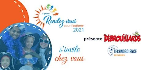 Grand Rendez-vous 2021 | Atelier scientifique - réservé aux membres - billets