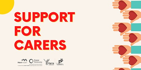 Support for Carers - Merri Health & Yarra Libraries tickets
