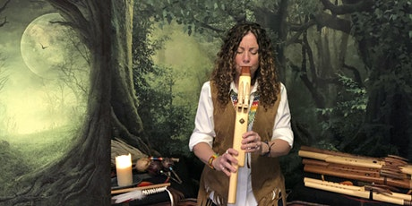 Full Moon Ceremony ~ Native Flute Meditation and Drum Journey on ZOOM tickets