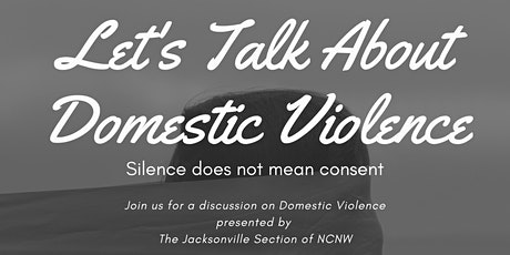 Let's Talk About Domestic Violence tickets
