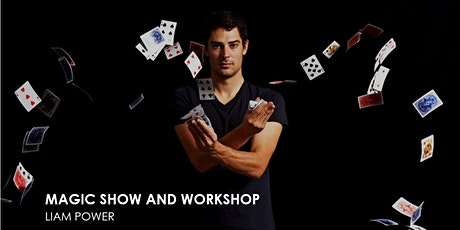 Magic Workshop tickets