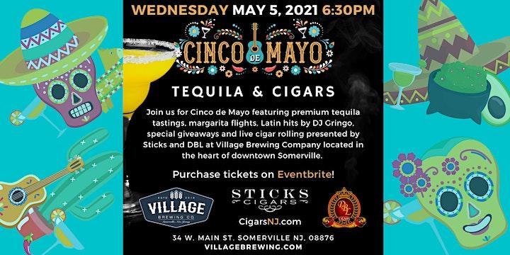 Cinco de Mayo Event at Village Brewing Company May 5th 2021 image