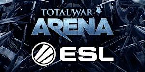 Total War: ARENA Closed Alpha Event at ESL Studios