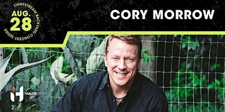 Cory Morrow - Lightstream Backyard Concert Series tickets