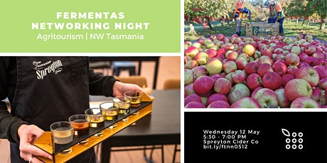 Fermentas Networking Night | Spreyton Cider tickets
