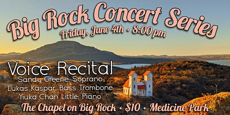 Big Rock Concert Series: Sandy Greene tickets