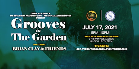 Grooves In The Garden - Knoxville tickets