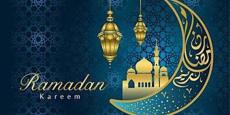 Iftaar Meals (free) tickets