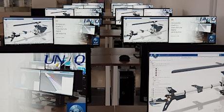 Laboratorio de Diseño y Manufactura Digital para Aplicaciones Aeronáuticas entradas