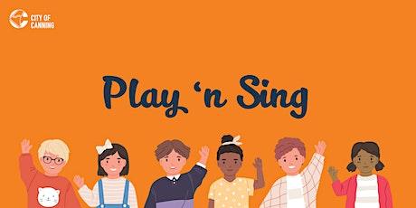 Play 'n Sing tickets