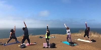 Rodeo Beach Yoga Hike