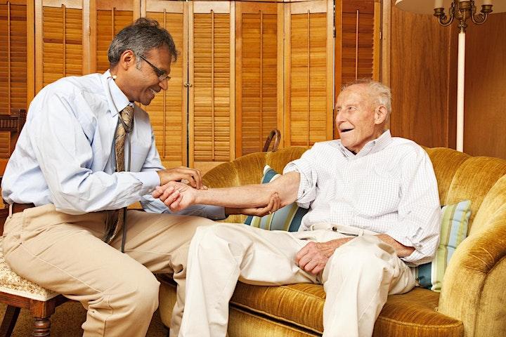 PEPA  Palliative Approach - Advanced Communication Skills Workshop image