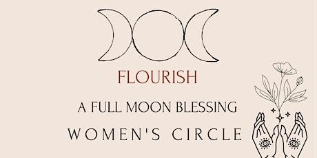 A Full Moon Women's Circle tickets