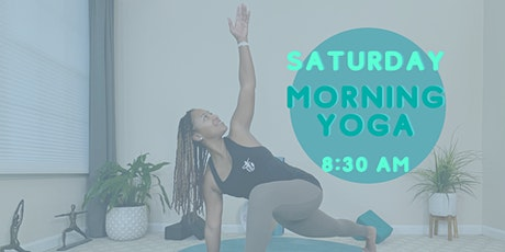 Free Saturday Morning Vinyasa Yoga tickets