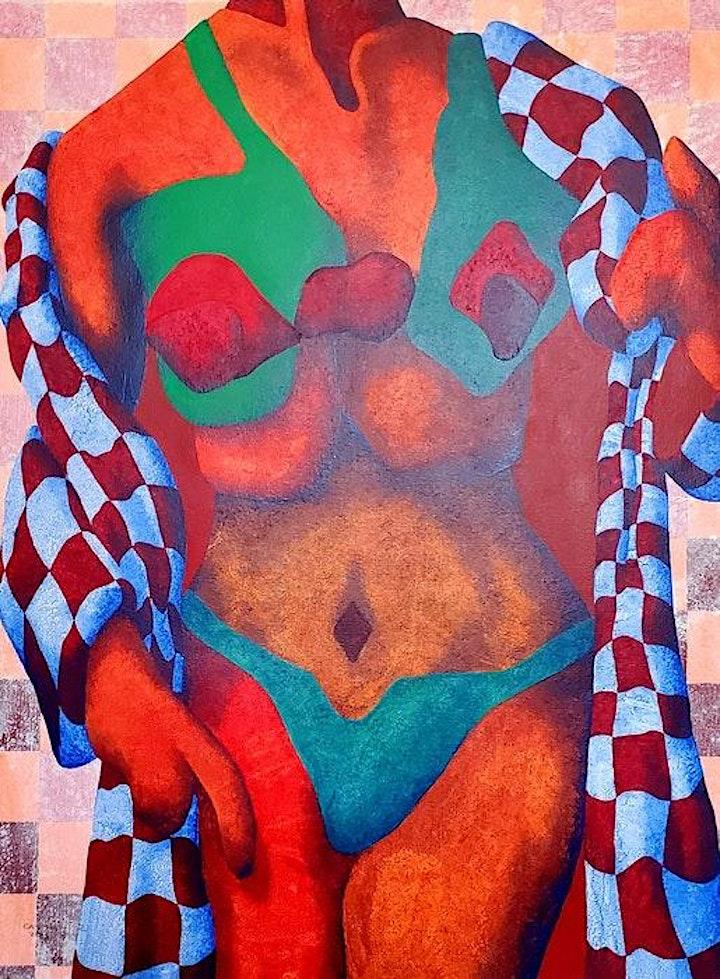 OPEN AIR ART SALE!   ART by George Casprowitz image