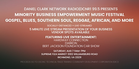 Minority Business Empowerment  Expo and Music Festival tickets
