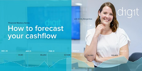 How to Forecast Cashflow for your Business (Live Workshop) tickets