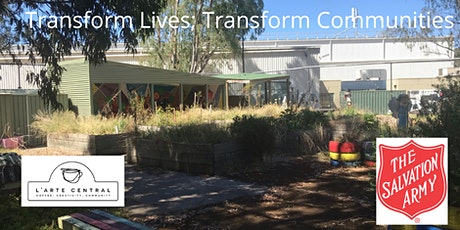 Transform Lives; Transform  Communities - Information Session tickets