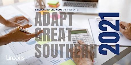 MT BARKER Adapt Great Southern - Lincolns Seminar tickets