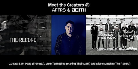 Meet the Creators at AFTRS & ACMI - Hitting It Out of the Park! tickets