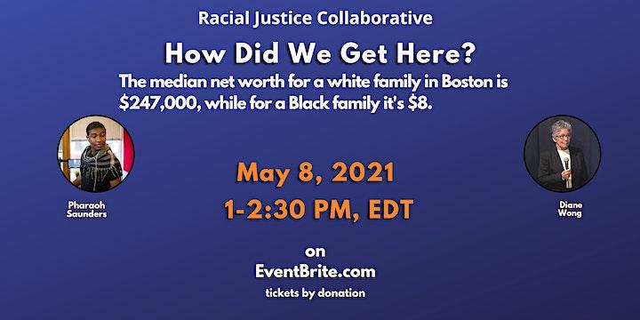 Median White Family Wealth 10X  Black Family Wealt image