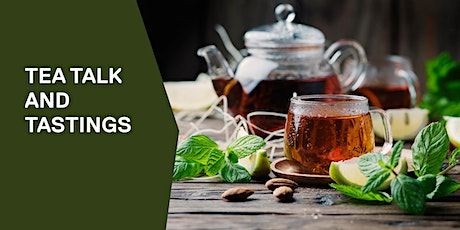 Tea talk and tastings - Bendigo tickets