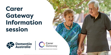 Carer Gateway Information Session - Mount Isa - QLD tickets