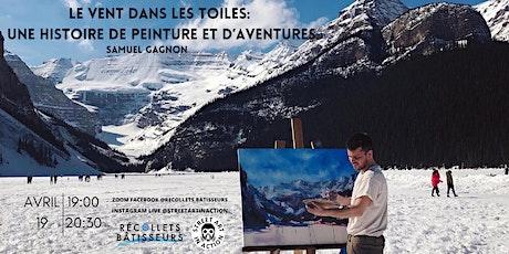 Le Vent dans les Toiles: une histoire de peinture et d'aventures billets