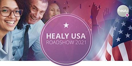 Healy World USA  Roadshow 2021 tickets