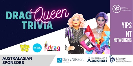 YIPs NT & Drag Territory Present - Drag Queen Trivia tickets