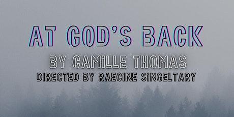 At God's Back (20 By 20 Fringe) tickets