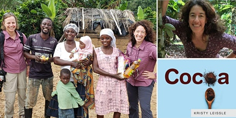 Adventures in Chocolate: A Virtual Chocolate Tasting & Talk on Ghana tickets